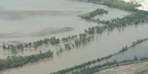 Missouri_River_Flood-Fort Calhoun, NE