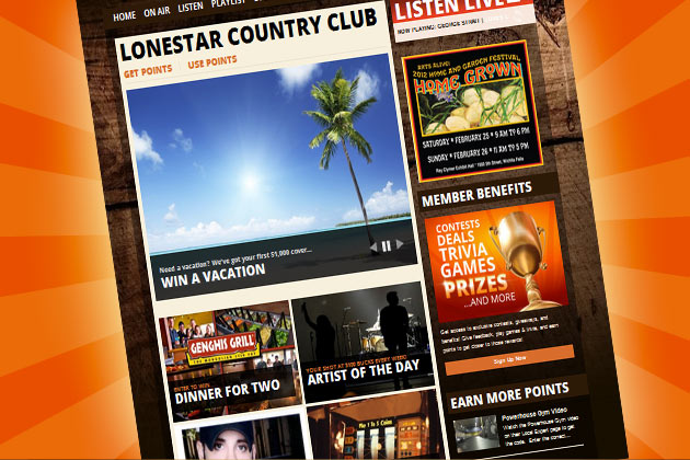 Lonestar Country Club