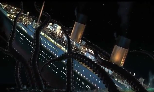Titanic-super-3D-video