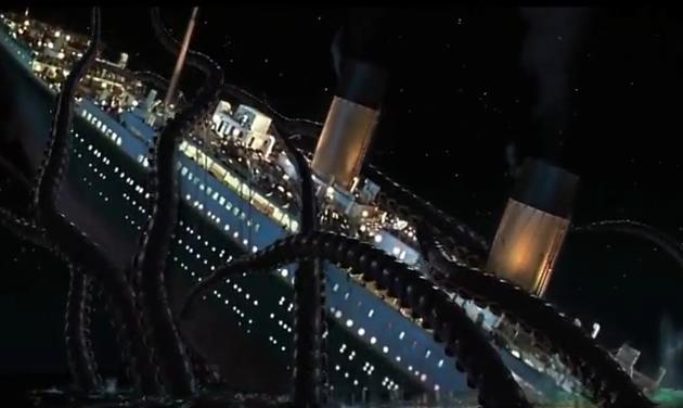 Titanic-super-3D-video