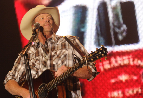 Alan Jackson - Army Concert Tour - Fort Sill Polo Field - Lawton, Oklahoma