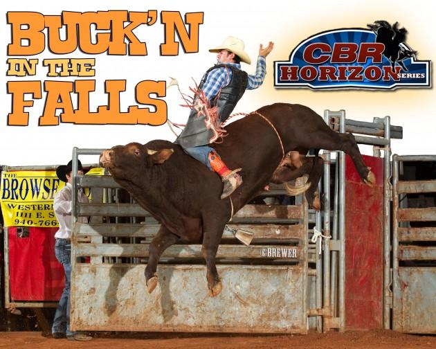 Buck'n-In-the-Falls - Championship Bull Riding in Wichita Falls
