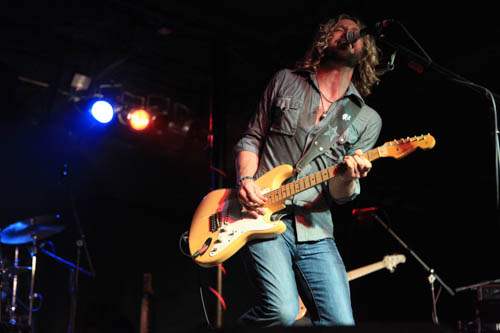 Casey James live in Wichita Falls