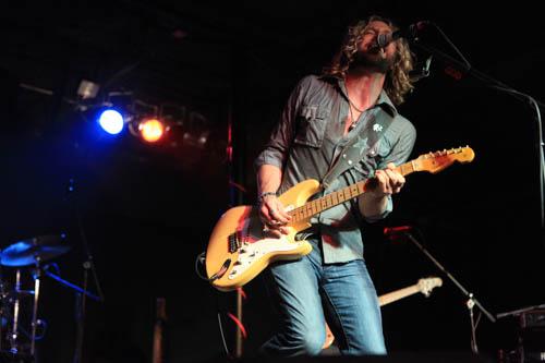 Casey James live in Wichita Falls