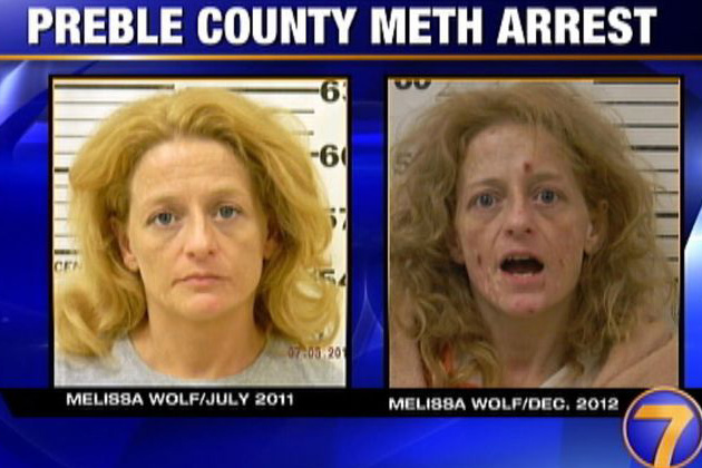 Meth-woman