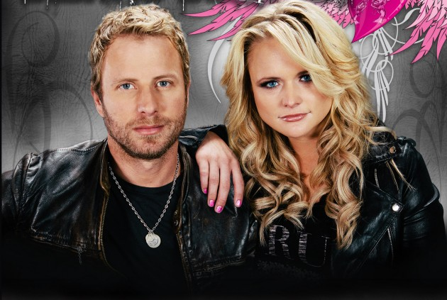 Miranda Lambert & Dierks Bentley in Wichita Falls