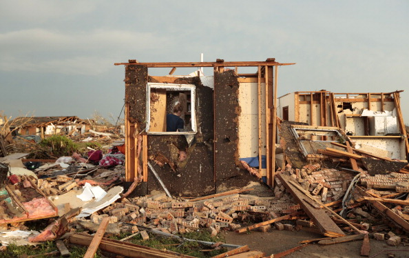 Tornado Outbreak Slams Through Oklahoma