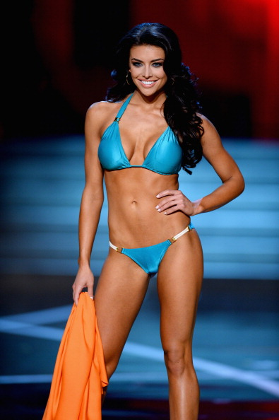 swimsuit competition Miss USA