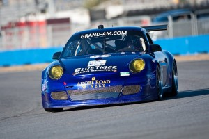 2011 Rolex Series Test at Daytona Int'l Speedway, Daytona Beach