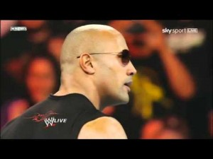 The Rock Returns to Wrestling