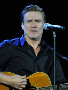Rocker Bryan Adams To Have First Child at 51 (image)