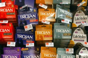 Thieves Caught With 700,000 Condoms (image)