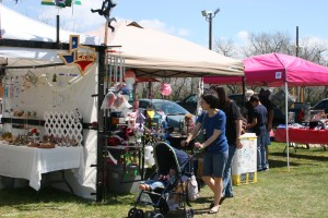 Market Days at the Riverside Park