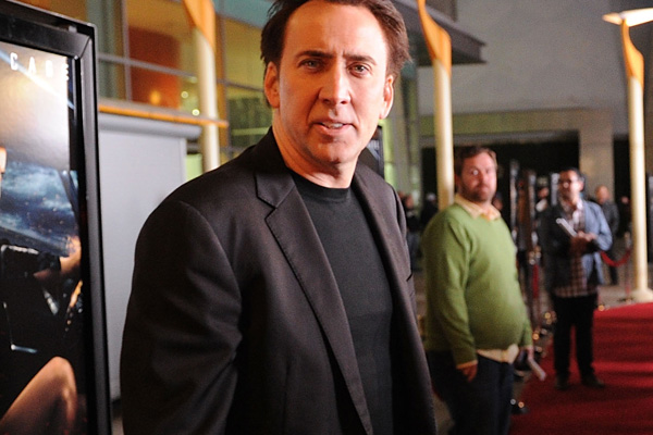 Nicolas Cage May Be Investigated for Child Abuse