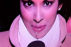 Pretty TV Reporter Has Epic On-Air Nasal Malfunction [VIDEO]