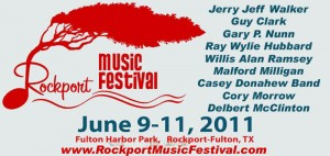 Rockport Texas Music Festival