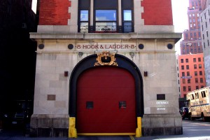 Fire Station From 'Ghostbusters' Shutting Down