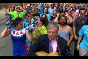 Grand Rapids Responds to Dying City Accusation With Record-Breaking Lip Dub Video