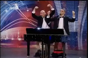 Greece, You Have Talent Contestants Play Piano With Their Penises