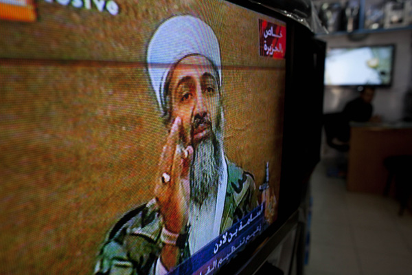 Marijuana Found Growing Outside Osama bin Laden's Compound