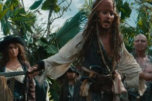 New Movie Releases: 'Pirates of the Caribbean: On Stranger Tides'