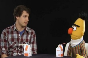 'Sesame Street's' Bert Now Has a Talk Show