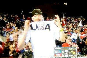 "Sports Fans Cheer bin Laden's Death With ""U-S-A!"" Chant [VIDEO]"