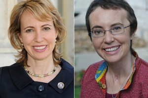 Rep. Gabrielle Giffords Smiling in New Facebook Photos