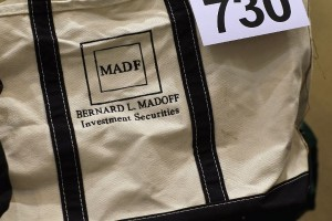 Somebody Just Paid $200 for Bernie Madoff's Underwear