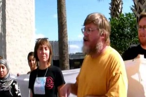Volunteers Arrested For Feeding Homeless