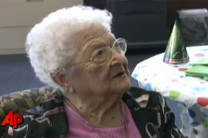 Woman Has Same Bank Account For 98 Years