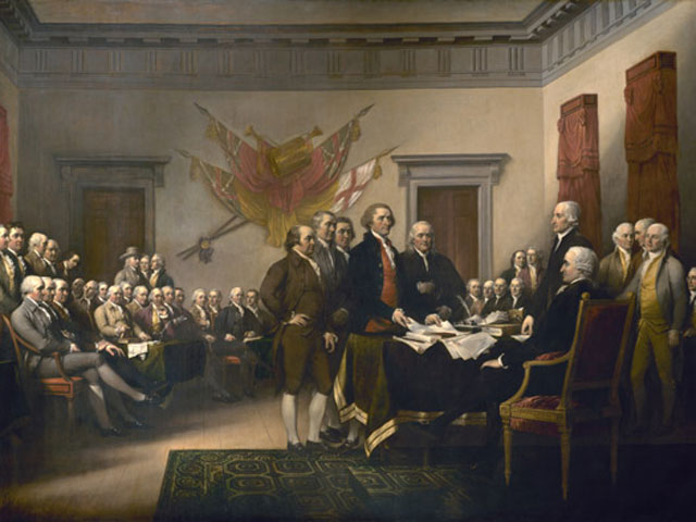 This Day in History for July 4  Declaration of Independence Signed and More