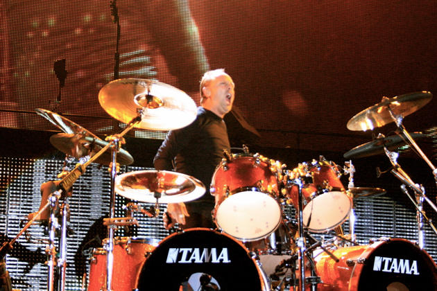 Lars Ulrich - Metallica