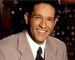 Bryant Gumbel, host of HBO's Real Sports with Bryant Gumbel