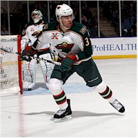 Marek Zidlicky of the Minnesota Wild