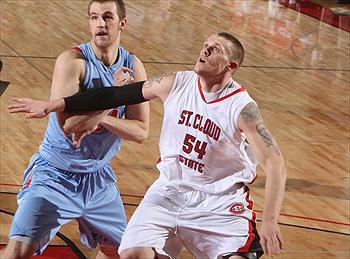 SCSU Basketball Sweep Concordia-St. Paul