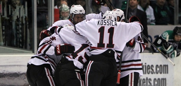 St Cloud State Hockey