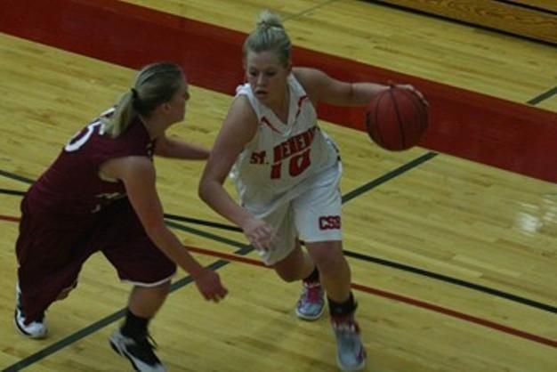 St. Ben's Basketball
