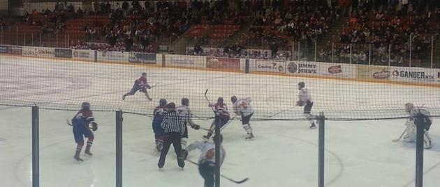 prep hockey