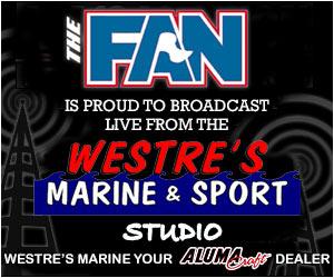 Westre's Marine and Sport - Studio Sponsorship