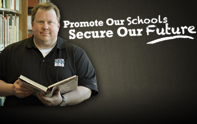 Promote Our Schools Secure Our Future