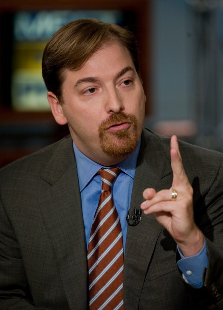 Chuck Todd Takes Over Kevin Miller Hotlist Edition