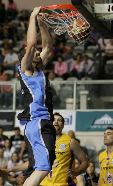 NBL Rd 9 - Breakers v Kings