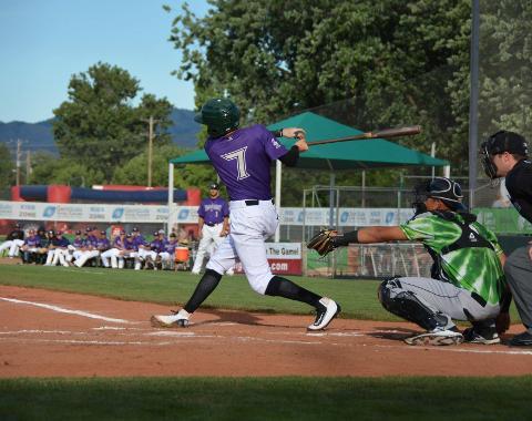 Boise Hawks Baseball