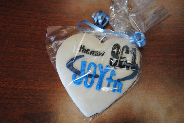 Joy Fm Cookie