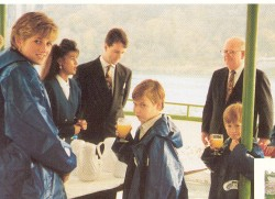 Princess Diana Maid of the Mist