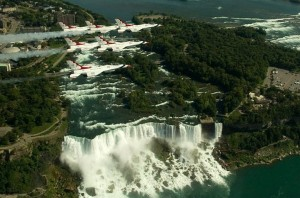 Thunderbirds Over Niagara