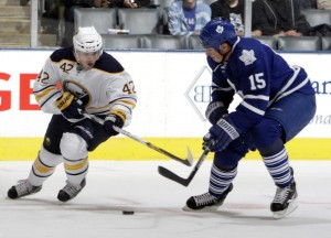 Buffalo Sabres v Toronto Maple Leafs
