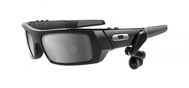 Google's glasses similar to the Oakley Thump