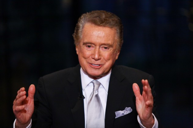 "Regis Philbin's Final Show Of ""Live! With Regis & Kelly"""